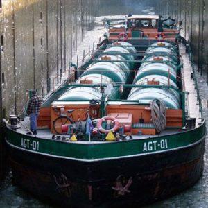 Binnenschiff MS AGT 1