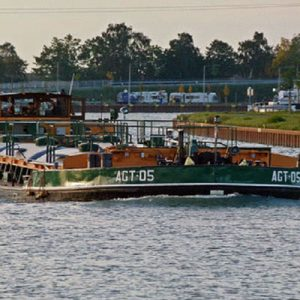 Binnenschiff MS AGT 5