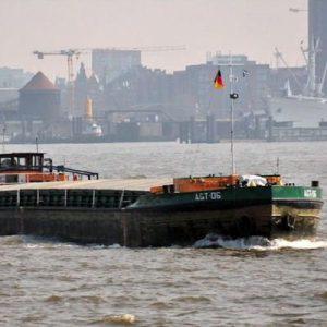 Binnenschiff MS AGT 6
