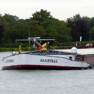 Binnenschiff MS ALCATRAZ