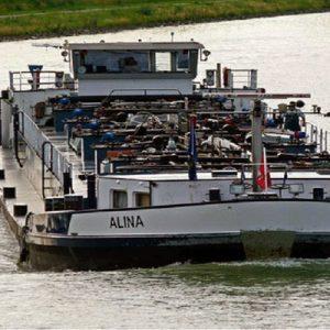 Binnenschiff MS ALINA