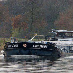 Binnenschiff MS ANNI STUEHFF