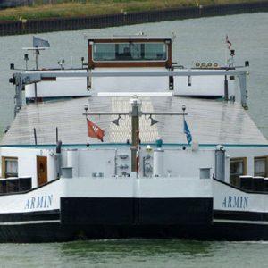 Binnenschiff MS ARMIN