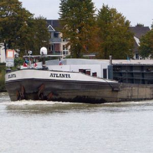 Binnenschiff MS ATLANTA