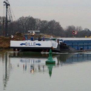 Binnenschiff MS BILLE
