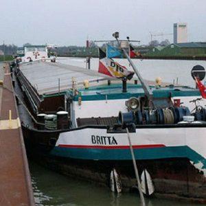 Binnenschiff MS BRITA