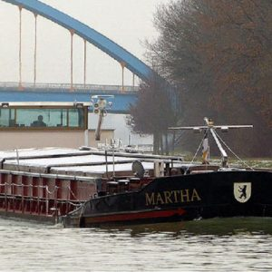 Binnenschiff MS MARTHA