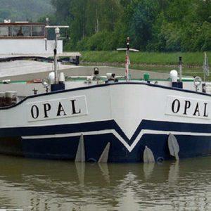 Binnenschiff MS OPAL
