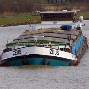 Binnenschiff MS ZEUS